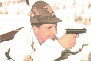 Alpini jager cu Beretta 34